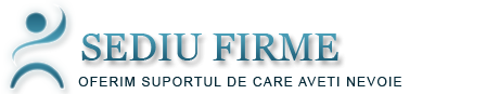 CONSULTANTA FIRME | INFIINTARE FIRME | INCHIDERE / SUSPENDARE FIRME | VANZARE / CEDARE FIRME | GAZDUIRE SEDIU SOCIAL | MENTIUNI FIRME | RECUPERARE CREANTE |